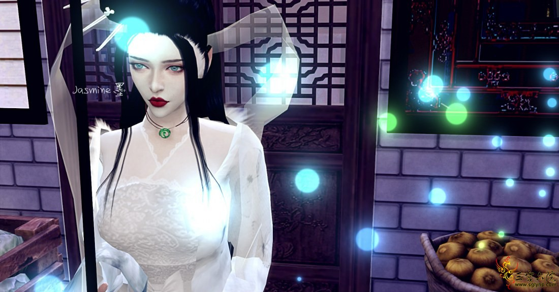 Jasmine墨❤人物分享❤古风超仙小姐姐